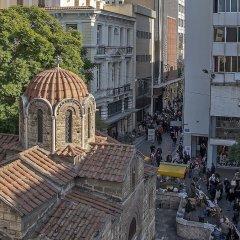Отель Four Streets Athens Афины