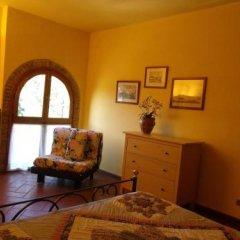 Отель Azienda Agricola Casa alle Vacche Италия, Сан-Джиминьяно - отзывы, цены и фото номеров - забронировать отель Azienda Agricola Casa alle Vacche онлайн комната для гостей фото 5