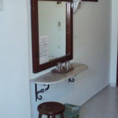 Отель Palladion Греция, Остров Санторини - отзывы, цены и фото номеров - забронировать отель Palladion онлайн ванная