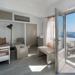 Отель Gorgona Villas Греция, Остров Санторини - отзывы, цены и фото номеров - забронировать отель Gorgona Villas онлайн комната для гостей фото 3