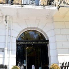 Отель Somerset Hotel Великобритания, Лондон - отзывы, цены и фото номеров - забронировать отель Somerset Hotel онлайн фото 4