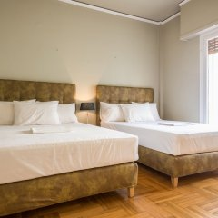 Отель Victoria Paradise Apartments Греция, Афины - отзывы, цены и фото номеров - забронировать отель Victoria Paradise Apartments онлайн комната для гостей фото 3
