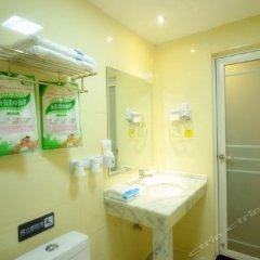 Отель 7 Days Inn (Rongchang Commercial Pedestrian Street) ванная фото 2