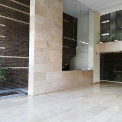 Отель myLUXAPART Las Condes парковка