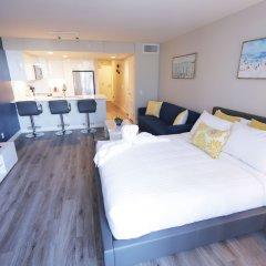 Отель Panoramic View Suites США, Лос-Анджелес - отзывы, цены и фото номеров - забронировать отель Panoramic View Suites онлайн комната для гостей фото 5
