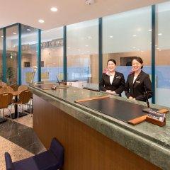 Отель Villa Fontaine Nihombashi Hakozaki Токио бассейн