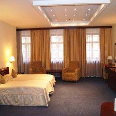 Гостиница Амбассадор 4* Стандартный номер с двуспальной кроватью фото 8