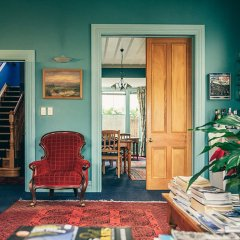 Отель The Great Ponsonby ArtHotel Новая Зеландия, Окленд - отзывы, цены и фото номеров - забронировать отель The Great Ponsonby ArtHotel онлайн балкон