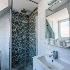 Отель Bürgerhofhotel Германия, Кёльн - отзывы, цены и фото номеров - забронировать отель Bürgerhofhotel онлайн ванная