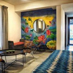 AM Hotel Kollection Ānamiva Goa Гоа интерьер отеля фото 2