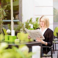 Отель Novotel Wien City гостиничный бар