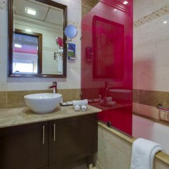 Отель Mena Aparthotel ванная