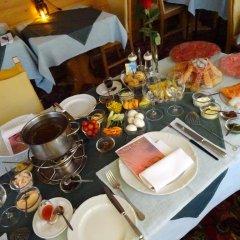 Отель Christiania Gstaad Швейцария, Гштад - отзывы, цены и фото номеров - забронировать отель Christiania Gstaad онлайн питание