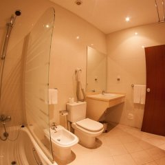 Отель Clube VilaRosa ванная