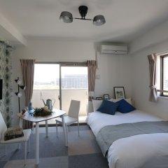 Отель Residence Hakata 9 Фукуока комната для гостей