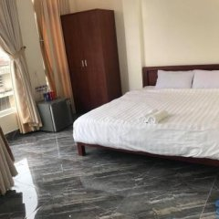 Hoang De Hotel Далат сейф в номере