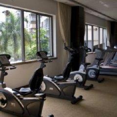 Отель Huahong Hotel Китай, Чжуншань - отзывы, цены и фото номеров - забронировать отель Huahong Hotel онлайн фитнесс-зал фото 3
