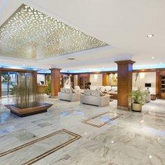 Отель Elba Motril Beach & Business Испания, Мотрил - отзывы, цены и фото номеров - забронировать отель Elba Motril Beach & Business онлайн интерьер отеля фото 2