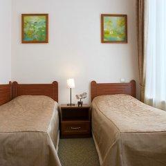 Гостиница Меблированные комнаты комфорт Австрийский Дворик Стандартный номер с 2 отдельными кроватями
