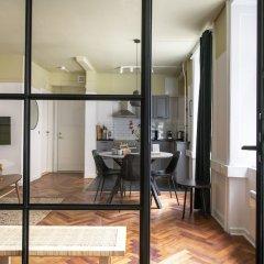 Апартаменты Boutique Apartments by Kgs Nytorv Копенгаген комната для гостей фото 4