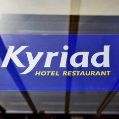 Kyriad Hotel XIII Italie Gobelins парковка
