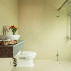 Отель Nova Villa Hoi An Вьетнам, Хойан - отзывы, цены и фото номеров - забронировать отель Nova Villa Hoi An онлайн ванная фото 2