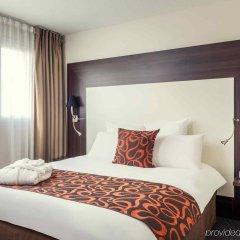 Отель Mercure Paris Porte d'Orléans Франция, Монруж - отзывы, цены и фото номеров - забронировать отель Mercure Paris Porte d'Orléans онлайн комната для гостей фото 2