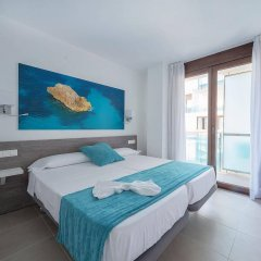 Отель Esmeralda Park Испания, Сьюдадела - отзывы, цены и фото номеров - забронировать отель Esmeralda Park онлайн комната для гостей фото 2