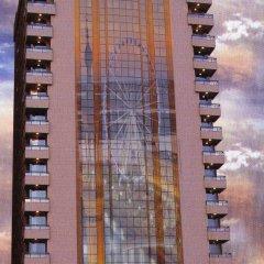 Отель Royal Crown Suites Шарджа балкон