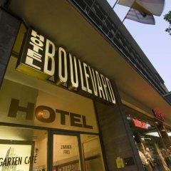 Отель Boulevard Berlin Германия, Берлин - отзывы, цены и фото номеров - забронировать отель Boulevard Berlin онлайн вид на фасад