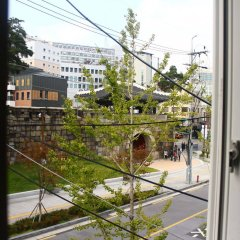 Plan A Hostel балкон