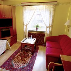 Отель Örgryte Швеция, Гётеборг - отзывы, цены и фото номеров - забронировать отель Örgryte онлайн комната для гостей фото 3