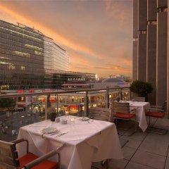 Отель Swissôtel Berlin Германия, Берлин - 2 отзыва об отеле, цены и фото номеров - забронировать отель Swissôtel Berlin онлайн балкон