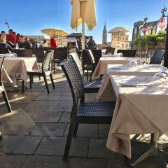 Hotel Savoia & Jolanda питание