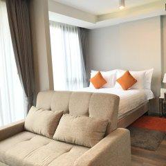 Апартаменты 6th Avenue Phuket Apartments комната для гостей фото 2