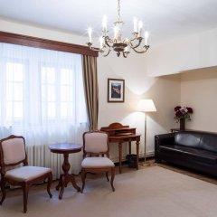 Отель Aurus Чехия, Прага - 6 отзывов об отеле, цены и фото номеров - забронировать отель Aurus онлайн комната для гостей фото 4