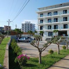 Bianco Hotel Ксамил парковка
