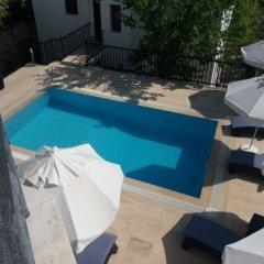 Villa Emir Турция, Калкан - отзывы, цены и фото номеров - забронировать отель Villa Emir онлайн бассейн