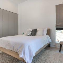 Отель Sycamore Villa США, Лос-Анджелес - отзывы, цены и фото номеров - забронировать отель Sycamore Villa онлайн комната для гостей фото 3