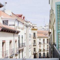 Отель 12 Rooms Мадрид балкон
