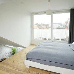 Отель B&B Home & the City Бельгия, Брюссель - отзывы, цены и фото номеров - забронировать отель B&B Home & the City онлайн комната для гостей фото 5