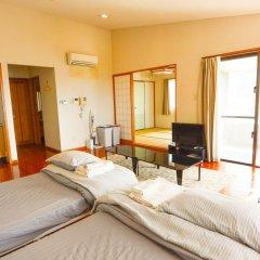 Отель Resort Mansion SeaZone Центр Окинавы комната для гостей фото 5