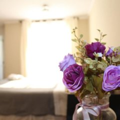 Отель UH ApartHotel Lastarria 70 комната для гостей фото 4
