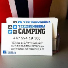 Отель Tjeldsundbrua Camping фото 3