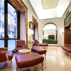 Exe Hotel Della Torre Argentina Рим интерьер отеля