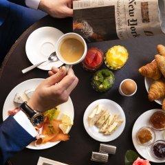 Отель Madison Hôtel by MH Франция, Париж - отзывы, цены и фото номеров - забронировать отель Madison Hôtel by MH онлайн питание фото 2