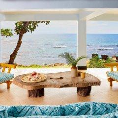 Отель Jakes Hotel Ямайка, Треже-Бич - отзывы, цены и фото номеров - забронировать отель Jakes Hotel онлайн пляж фото 2