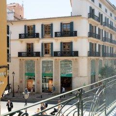 Отель L'Aguila Apartments Turismo de Interior Испания, Пальма-де-Майорка - отзывы, цены и фото номеров - забронировать отель L'Aguila Apartments Turismo de Interior онлайн балкон