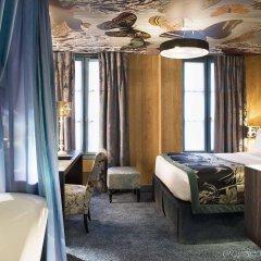 Отель Le Bellechasse St Germain Париж комната для гостей фото 5