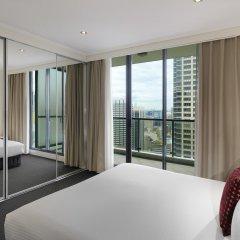 Отель Meriton Suites Pitt Street Австралия, Сидней - отзывы, цены и фото номеров - забронировать отель Meriton Suites Pitt Street онлайн комната для гостей фото 5
